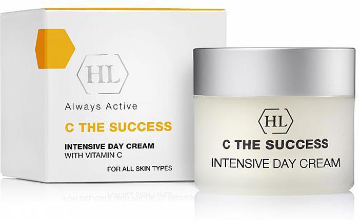 Holy Land Интенсивный дневной крем для лица C The Success Intensive Day Cream 50 мл цены