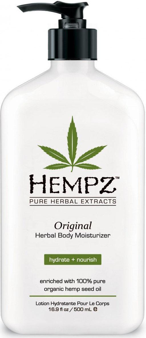 Hempz Молочко для тела увлажняющее Оригинальное Original Herbal Moisturizer 500 мл