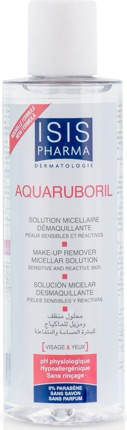 Isispharma Мицеллярная вода AQUARUBORIL для чувствительной и склонной к покраснениям кожи 200 мл isispharma page 7