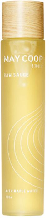 May Coop Эссенция омолаживает, придает сияние коже, насыщает полезными микроэлементами кожу Raw Sauce 40 мл