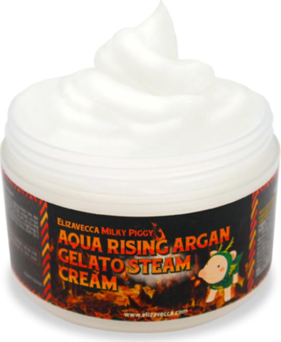 Elizavecca Крем-филлер для лица с коллагеном Milky Piggy Aqua Rising Steam Filler Moisture Cream, 100 мл
