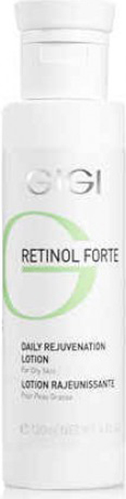 GIGI Лосьон-пилинг для нормальной и сухой кожи Retinol Forte, 120 мл лосьон биодерм gigi