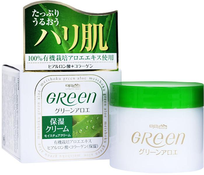 Крем для ухода за кожей MEISHOKU / Увлажняющий крем для сухой кожи лица, 48 г, арт.  175176 Meishoku