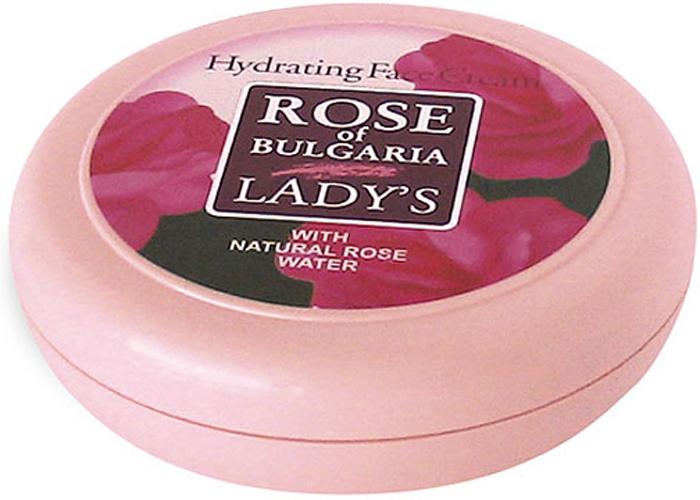 Rose of BulgariaКрем для лица, увлажняющий, для любого типа кожи, 100 мл Rose of Bulgaria