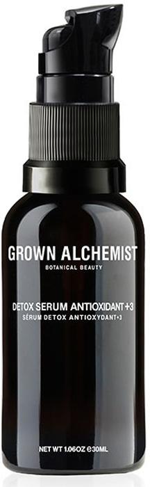 Grown Alchemist Антиоксидантная детокс-сыворотка для лица +3, 30 мл все цены