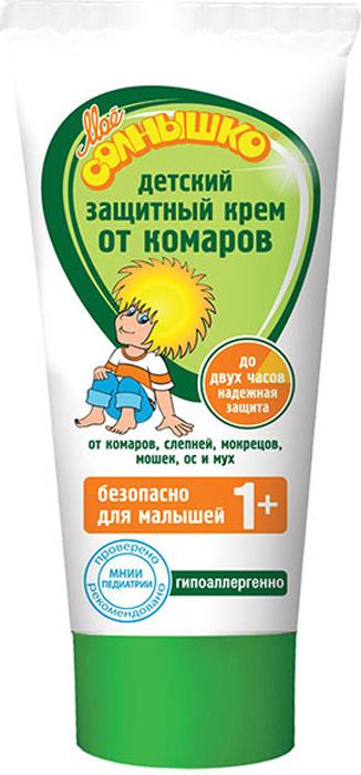 Мое солнышко Крем от комаров, детский, 50 мл мое солнышко крем детский нежный 75мл