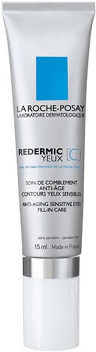 La Roche-Posay Средство для контура глаз Redermic 35-55 лет [C], 15 мл redermic c