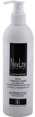 New LineГель очищающий для жирной и комбинировнной кожи (с дозатором), 300 мл New Line
