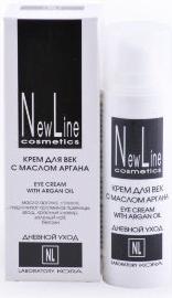 New LineКрем для век с маслом арганы, 30 мл New Line
