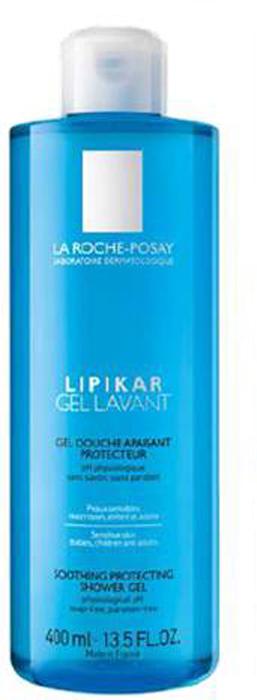 La Roche-Posay Lipikar Очищающий Гель для душа 400мл roche posay lipikar lait