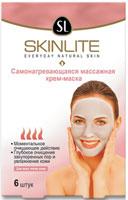 Самонагревающаяся массажная крем-маска