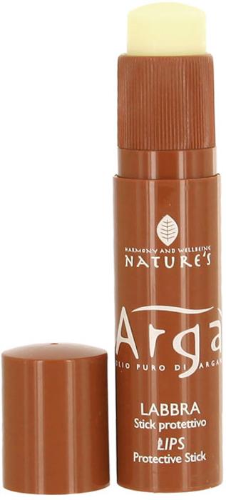 Стик -бальзам для губ Arga, защитный, 5,7 мл, Nature's бальзам для губ nature s средство для защиты губ arga объем 5 7 мл