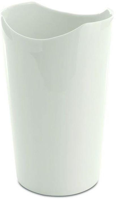 "Ваза BergHOFF ""Eclipse"", цвет: белый, высота 19 см"