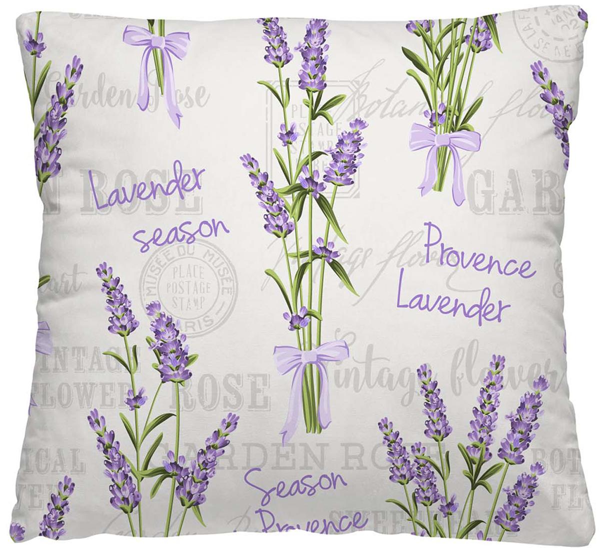 Подушка декоративная Волшебная ночь Прованс, 40 х 40 см подушка декоративная волшебная ночь колибри 40х40 см