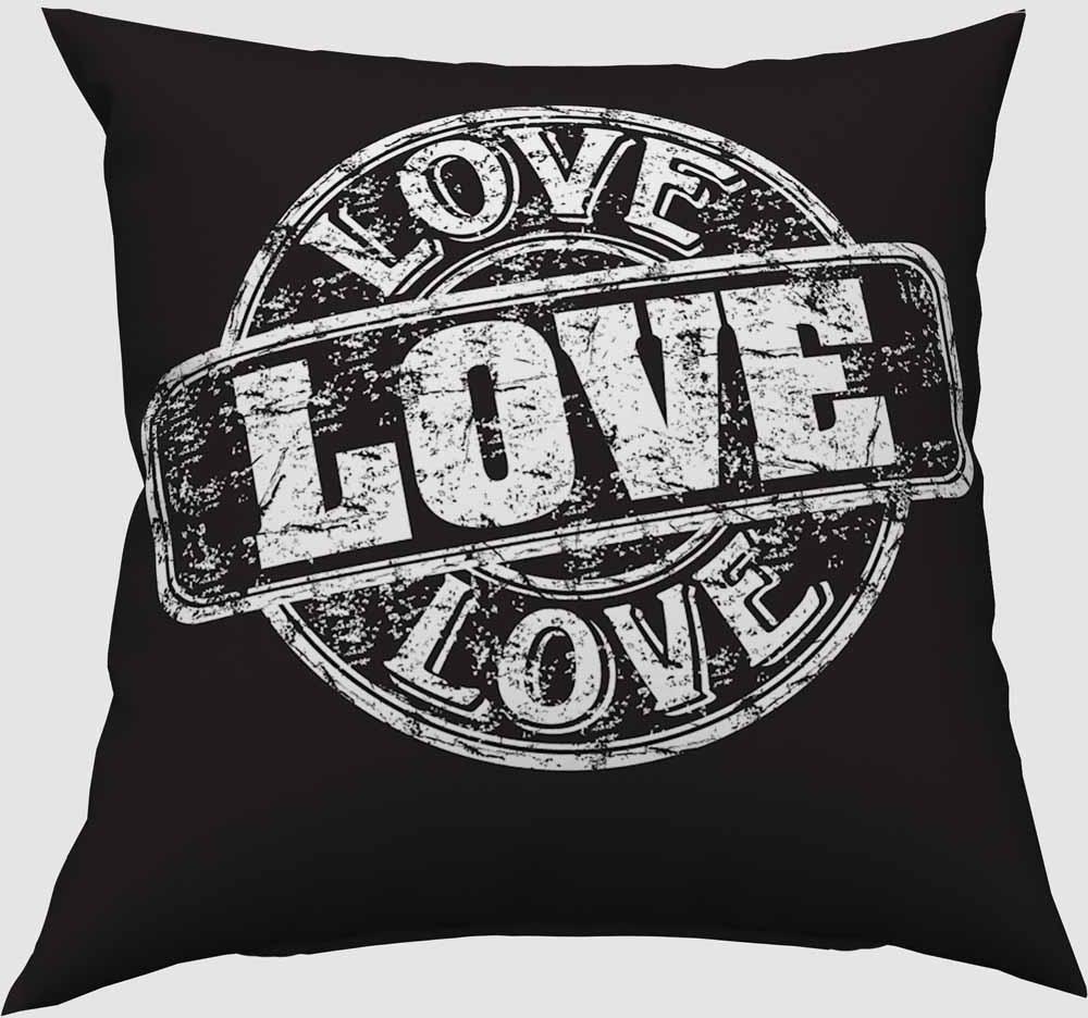 Подушка декоративная Сирень Любовная печать, 40 х 40 см фотоподушка любовная печать сирень