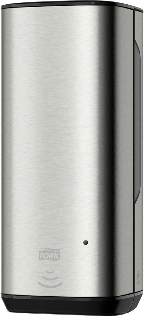 Диспенсер для мыла Tork, цвет: металл. 460009