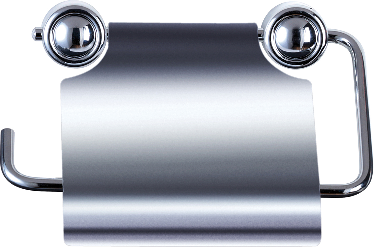 Держатель для туалетной бумаги Axentia Atlantik, с крышкой, 13 х 10 х 13,3 см держатель для туалетной бумаги axentia с накопителем для 3 рулонов высота 66 см