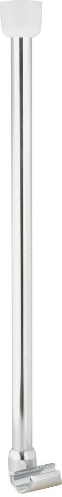 Штанга для ванной комнаты Ridder, опорная, вертикальная, цвет: хром, длина 55 см. 59600