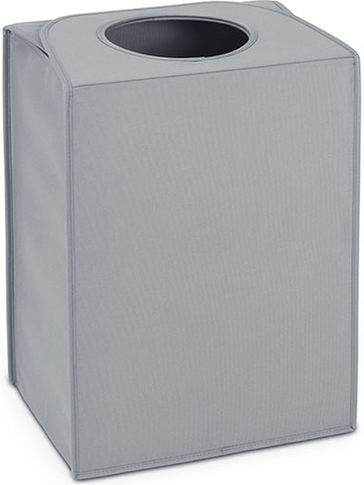 Сумка для белья Brabantia, прямоугольная, цвет: серый, 55 л. 104282 brabantia сумка для белья прямоугольная 55 л серая 104282 brabantia