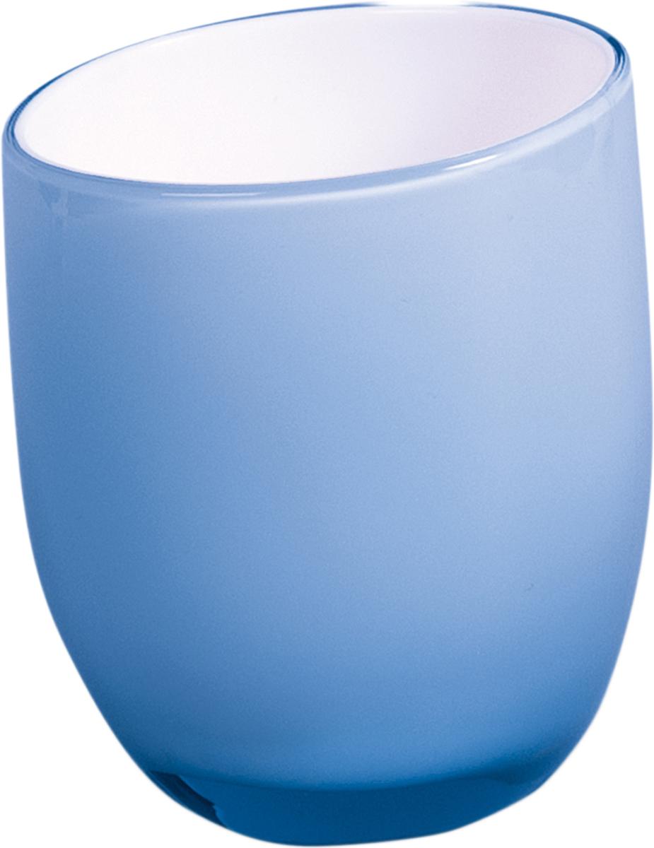 Стаканчик для ванной комнаты Immanuel Repose, цвет: синий, белый мыльница immanuel repose green салатовый 12295