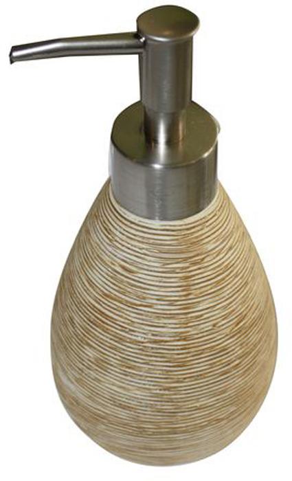 Дозатор для жидкого мыла Duschy Bees Light дозатор д жидкого мыла primanova akik bej керамика бежевый