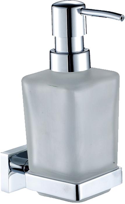 Дозатор для жидкого мыла Milardo Bering полотенцедержатель milardo bering be061mi