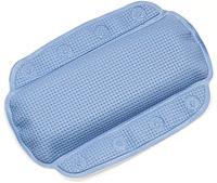 Подушка для ванной Alaska, цвет: голубой