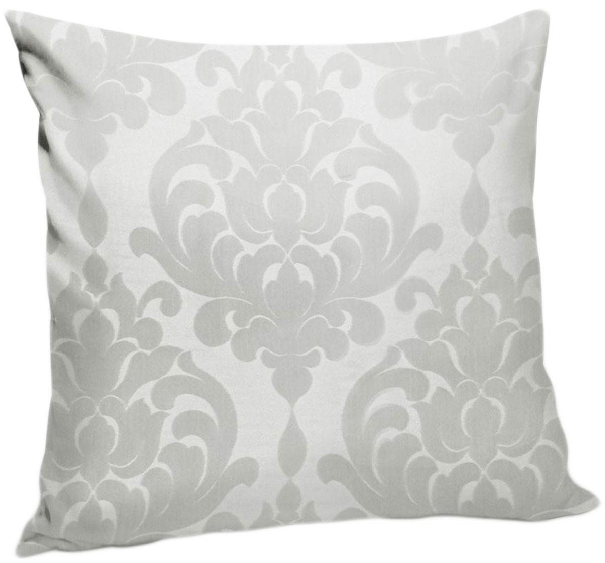 Подушка декоративная KauffOrt Бордо, цвет: бежевый, 40 x 40 см подушка декоративная kauffort мауритани цвет бежевый 40 x 40 см