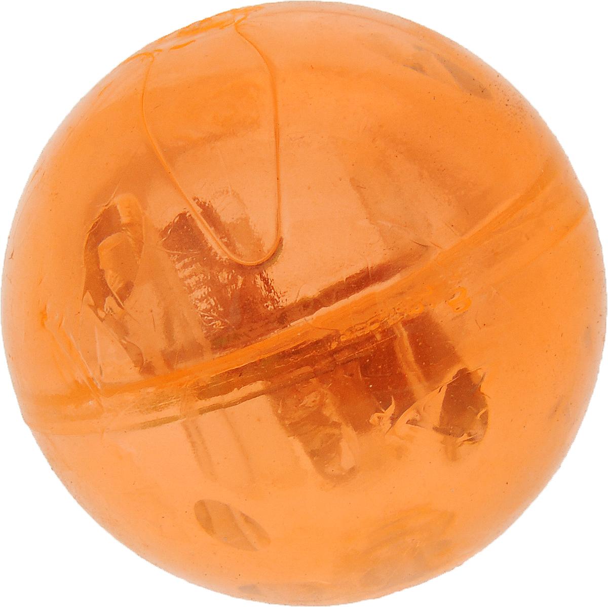 Мяч для собак Camon, светящийся, цвет в ассортименте, 38 мм для собак грызть