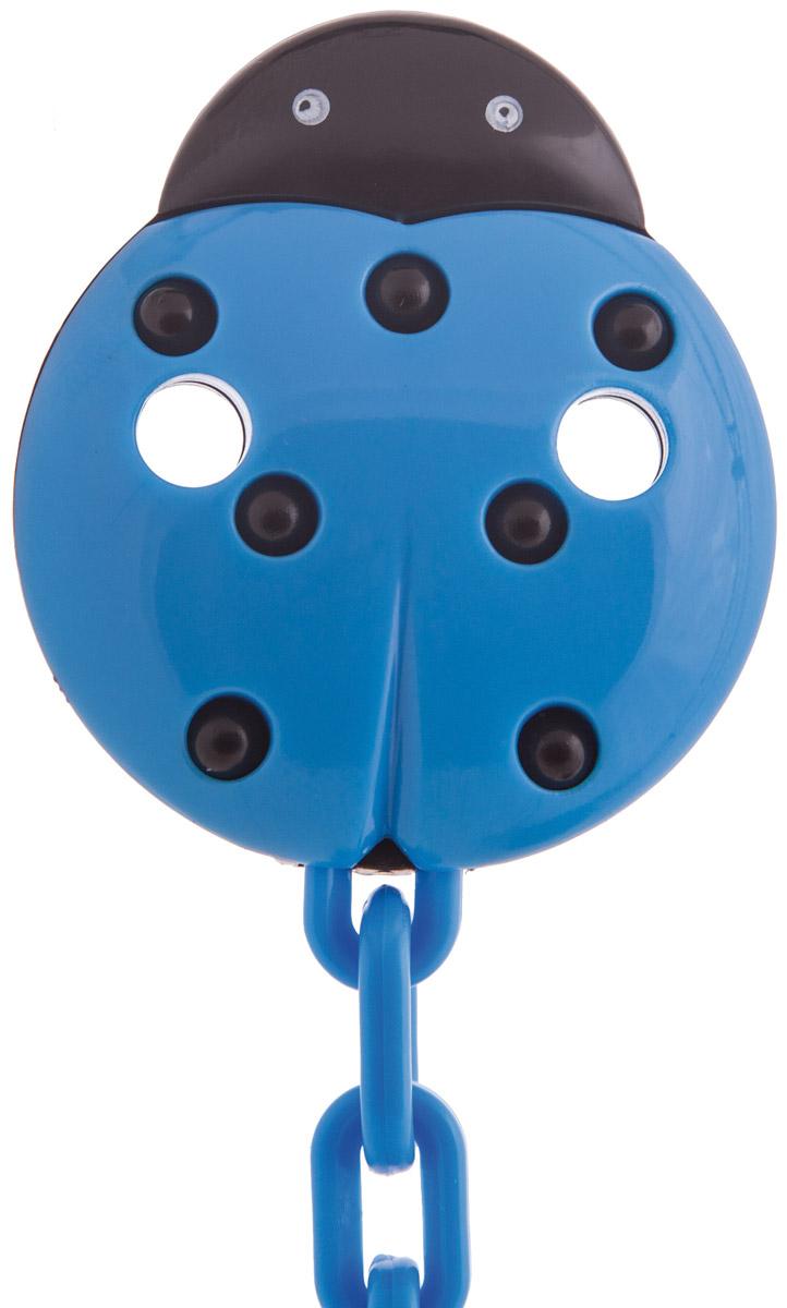 Canpol Babies Клипса-держатель для пустышки цвет синий canpol babies клипса держатель для пустышки самолетик