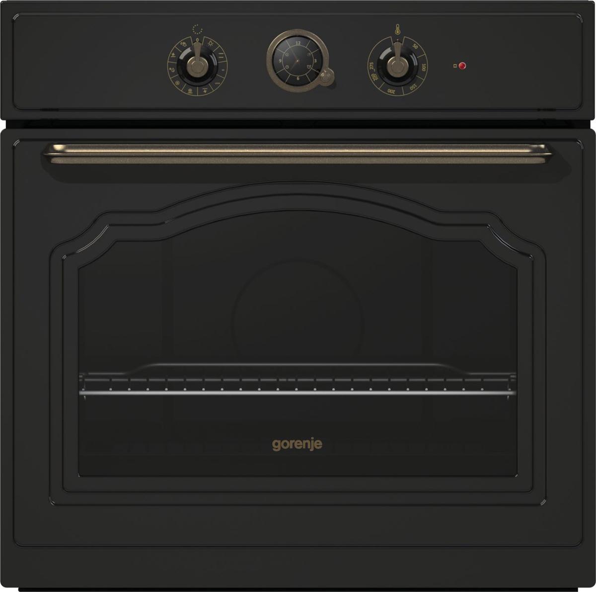 Встраиваемый электрический духовой шкаф Gorenje BO 73 CLB