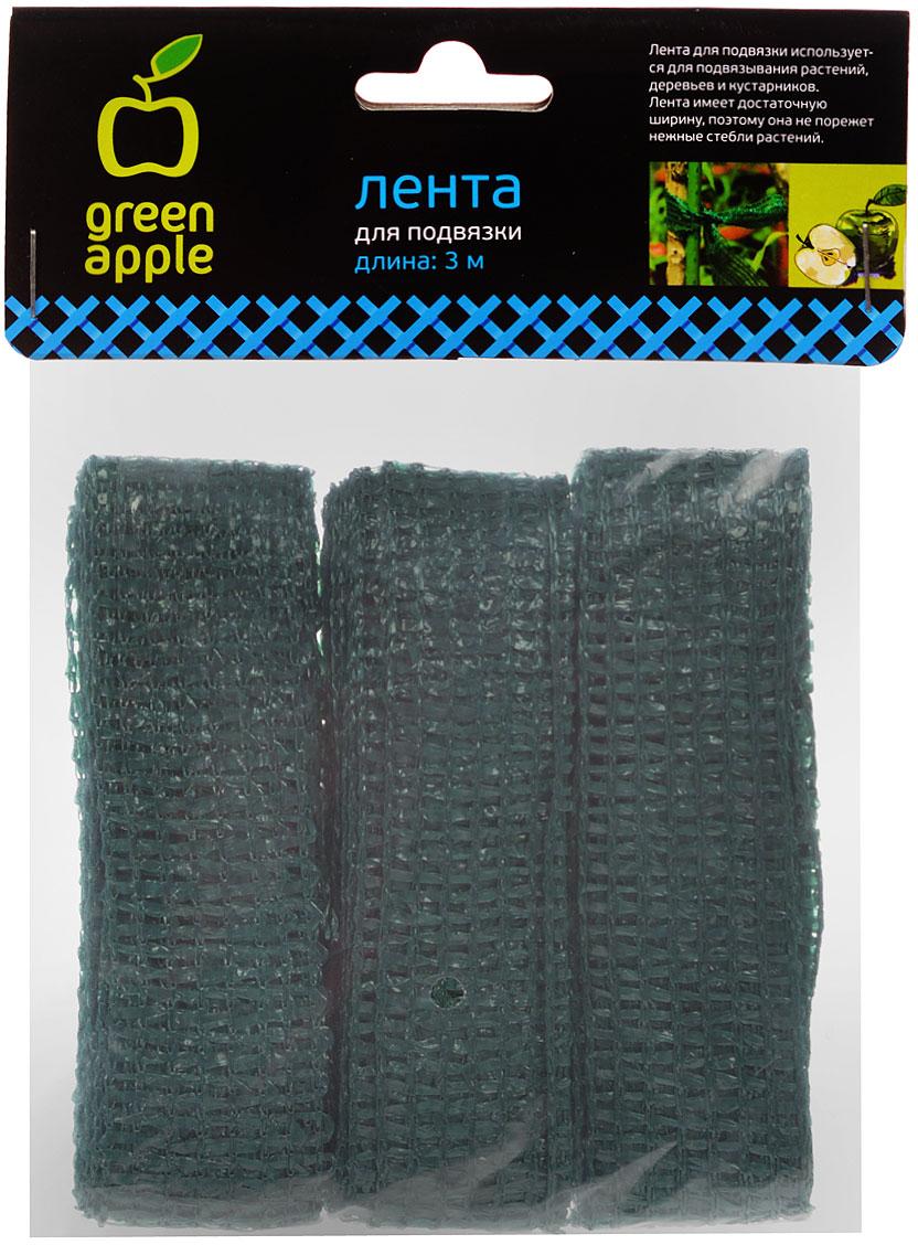 Лента для подвязки Green Apple GTT-27, 3 м чехол для садовых растений green apple 100х50см