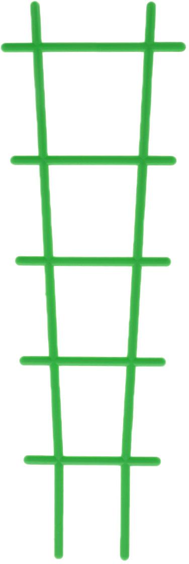 Опора для растений Милих пластик, цвет: зеленый