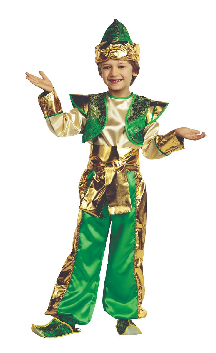 Батик Костюм карнавальный для мальчика Аладдин размер 30