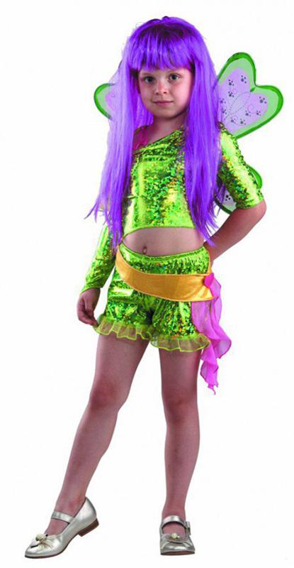 Батик Костюм карнавальный для девочки Рокси размер 30