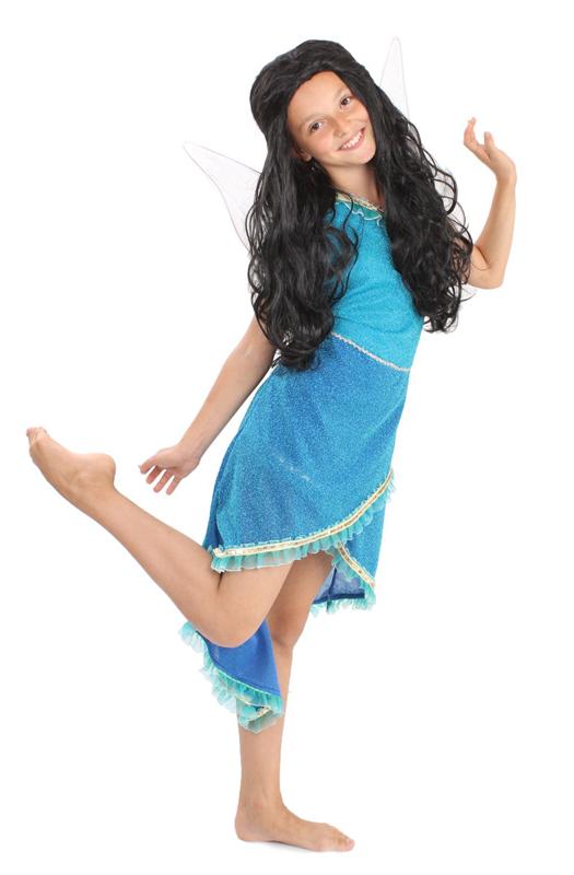Батик Костюм карнавальный для девочки Фея Серебрянка размер 30 lori мыломагия фея серебрянка