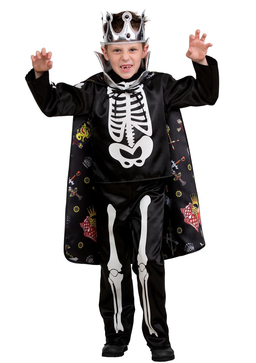 Батик Костюм карнавальный для мальчика Кащей Бессмертный сказочный размер 28
