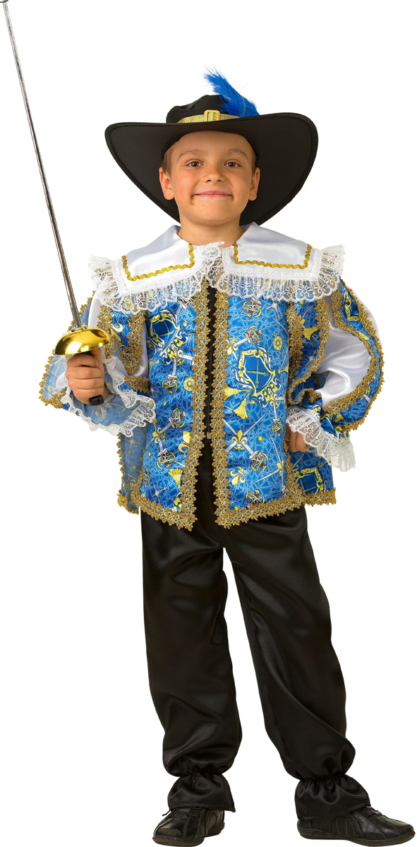 Батик Костюм карнавальный для мальчика Мушкетер сказочный размер 26 батик костюм карнавальный для мальчика мушкетер сказочный размер 28