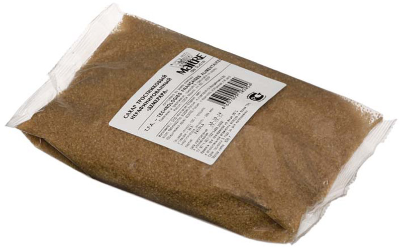 Maitre de Sucre сахар Демерара тростниковый нерафинированный, 800 г комбинезон suggest by pain de sucre