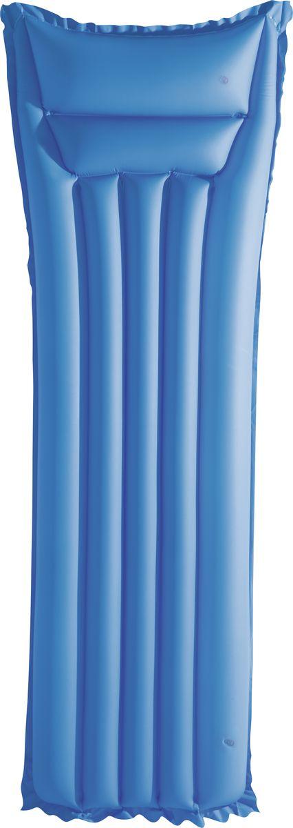 Bestway Матрас надувной, цвет: голубой, 183 х 69 см
