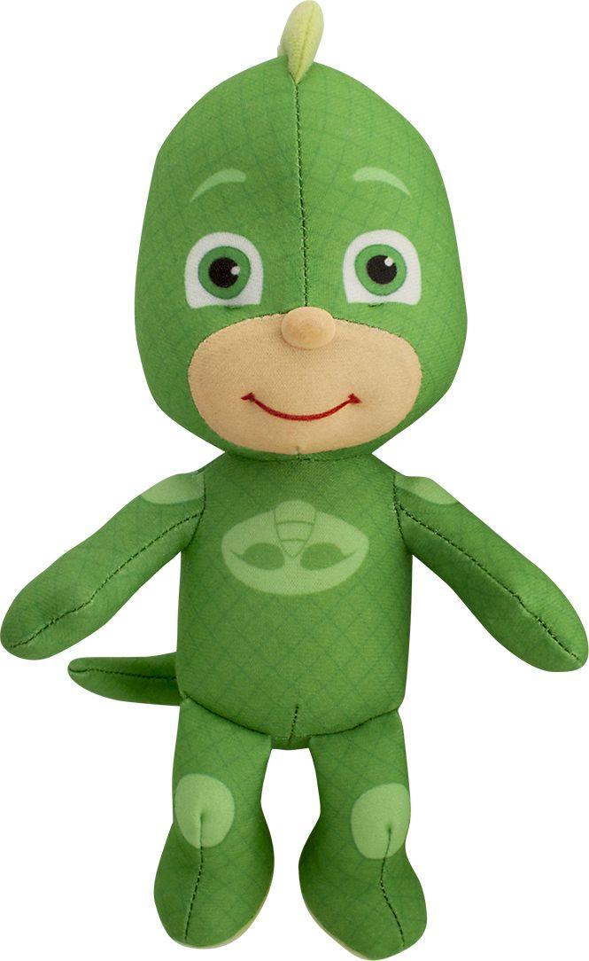 Герои в масках Мягкая игрушка Гекко 20 см котятова н и герои в масках гекко и храпозавр