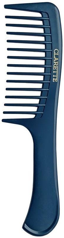 Clarette Расческа для волос с ручкой. CPB 709 clarette расческа комбинированная clarette