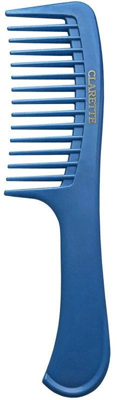 Clarette Расческа для волос с ручкой. CPB 738 clarette расческа комбинированная clarette