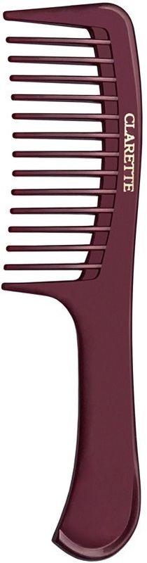 Clarette Расческа для волос с ручкой. CPB 739 clarette расческа комбинированная clarette