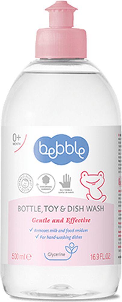 Bebble Средство для мытья детской посуды 500 мл