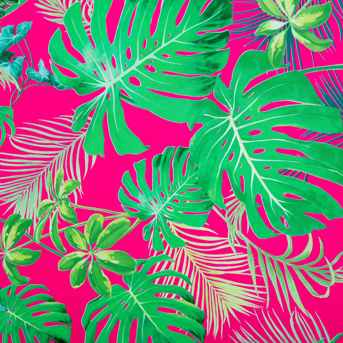 Бумага упаковочная Дарите счастье Тропические пальмы, глянцевая, 70 х 100 см. 2505167 зайцева а как упаковать подарок красиво и оригинально
