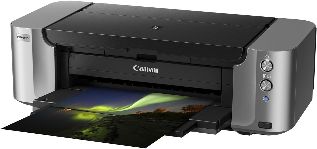 Принтер Canon Pixma PRO-100S цена в Москве и Питере