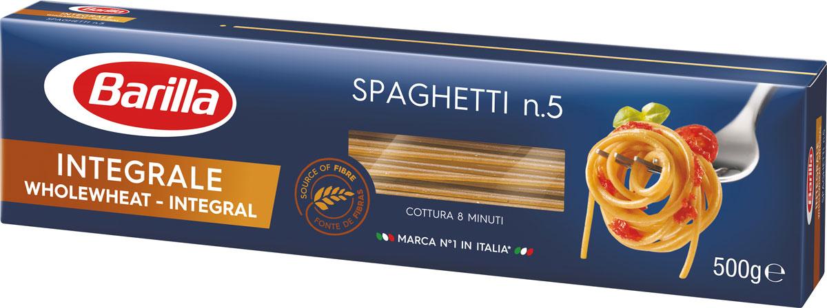 Barilla Спагетти интеграле, 500 г