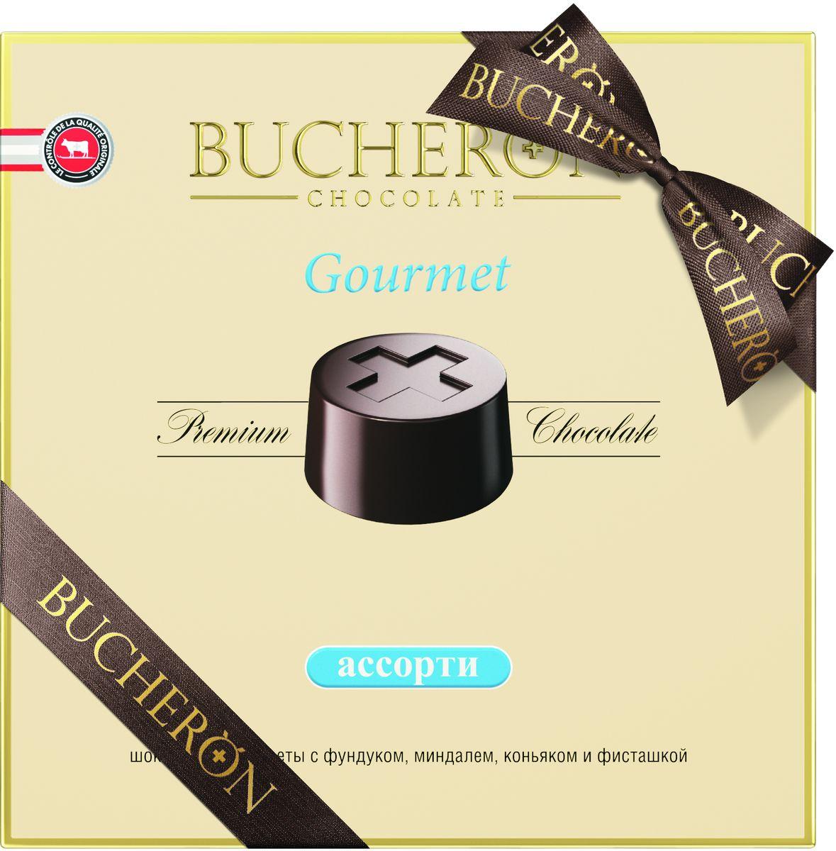 Bucheron Gourmet конфеты ассорти, 180 г