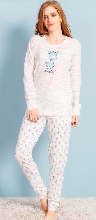 Домашний комплект Vienetta's Secret домашний комплект женский vienetta s secret пингвин кофта брюки цвет лавандовый 803195 3102 размер s 44